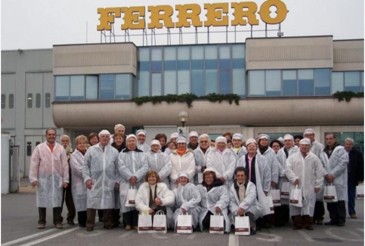Dipendenti della Ferrero