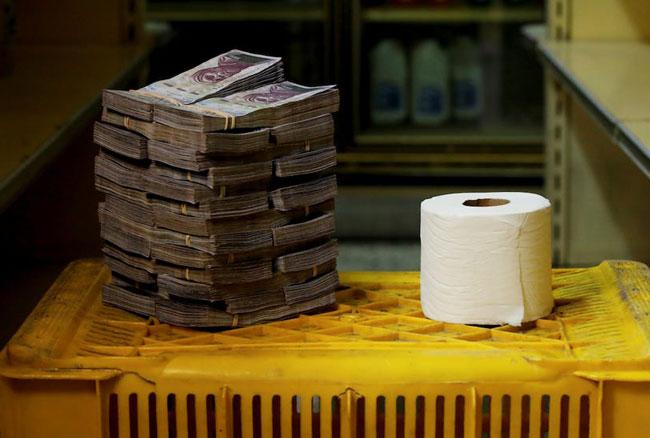 Inflazione del Bolivar in Venezuela