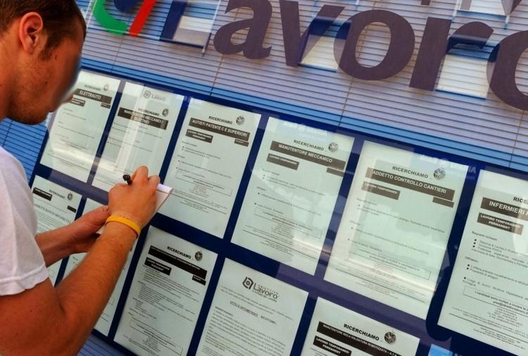 In Calabria più di 100mila disoccupati da oltre un anno