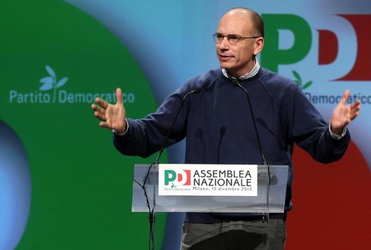 [Il caso] Franceschini tenta lo scacco matto: Letta segretario del Pd. Porte chiuse a Renzi e alla sinistra
