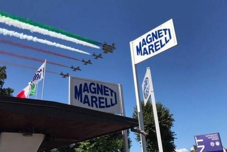 Fca, perfezionata la cessione di Magneti Marelli