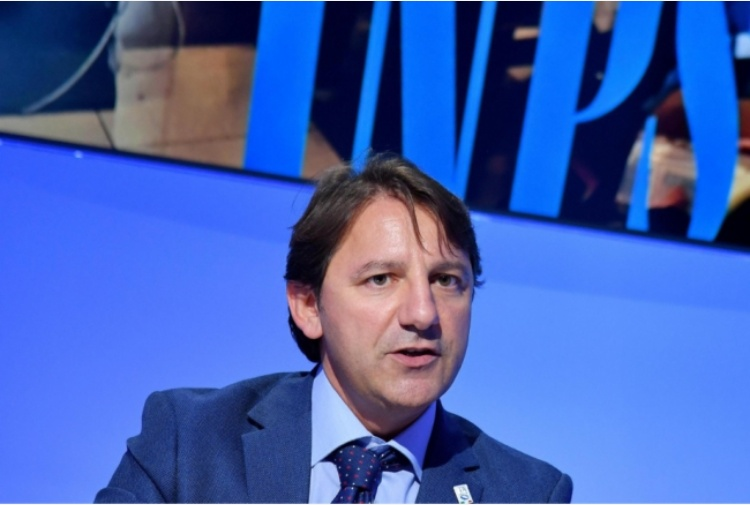 Pasquale Tridico, alla guida dell'Inps